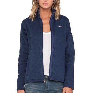 Patagonia Women Better Sweater Classic Navy